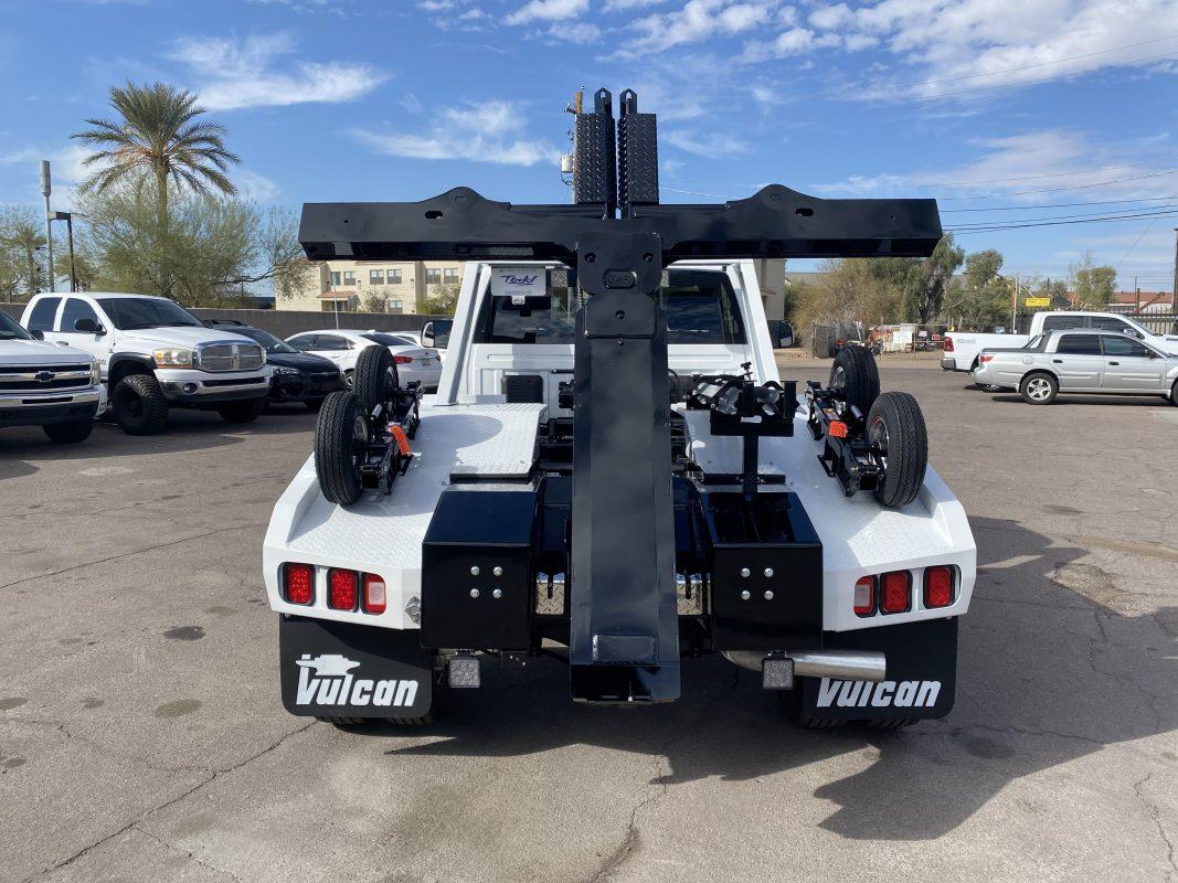 2021 RAM 4500 - Rear
